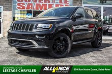 2015 Jeep Grand Cherokee OVERLAND | 4X4 |