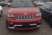 2015 Jeep Grand Cherokee Summit EN PRÉPARATION