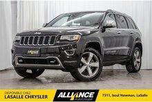 2015 Jeep Grand Cherokee Overland   4X4   Sieges Chauffants   Navigation