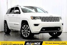 Jeep Grand Cherokee Overland 2018