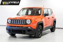 2015 Jeep Renegade SPORT Venez faire un essai!
