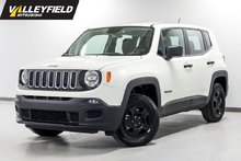2015 Jeep Renegade Sport - 4X4 - moins de 8 000 km