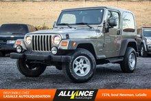 Jeep Wrangler SPORT | TJ | 2006