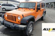 Jeep Wrangler Unlimited Rubicon - NOUVEL ARRIVAGE EN PRÉPARATION 2012