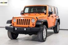 2012 Jeep Wrangler Unlimited Rubicon - Nouveau en Inventaire