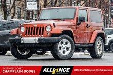Jeep Wrangler Sahara 2014