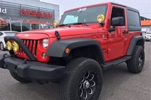 Jeep Wrangler Sport* bcp d`extra ** 2014