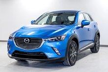 2016 Mazda CX-3 GT NOUVEAU EN INVENTAIRE!