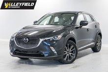 Mazda CX-3 GT DÉMO! AWD! RÉSERVÉ! 2016