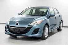 2010 Mazda Mazda3 GX NOUVEAU EN INVENTAIRE