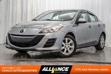 2010 Mazda Mazda3 BASE | 2.0L |