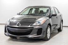 Mazda Mazda3 GS-SKY Nouveau en inventaire! 2012
