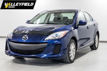 Mazda Mazda3 GS-SKY (A6) Seulement 1 propriétaire! 2012