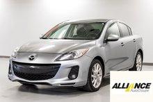 Mazda Mazda3 GT * NOUVEAU EN INVENTAIRE** 2013