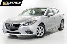 2015 Mazda Mazda3 GX Bas Kilométrage!