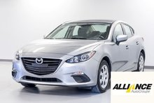 Mazda Mazda3 GX  4 PNEUS D'HIVER INCLUS* 2016