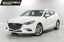 2017 Mazda Mazda3 GT (A6) Neuf, à prix d'occasion!
