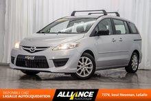Mazda Mazda5 GS | COMMANDE AU VOLANT | GROUPE ELECTRIQUE | 2008