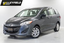 Mazda Mazda5 GS    Nouveau en Inventaire 2015
