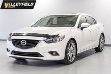 Mazda Mazda6 GT Système de navigation, toit ouvrant! 2014