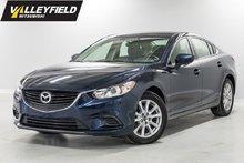 Mazda Mazda6 GX DÉMO! WOW! Nouveau en Inventaire 2016