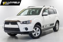 Mitsubishi Outlander ES (CVT) Bas kilométrage, impeccable! 2012