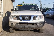 2011 Nissan Frontier SV EN PRÉPARATION