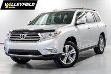 Toyota Highlander V6 (A5) AWD, 7 places, cuir et plus! 2013