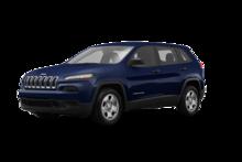 Jeep Cherokee LIMITÉE V6 4x4 CUIR CAMERA NAV REMORQUE 2016