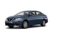 2017 Nissan SENTRA BERLINE 1.6 SR