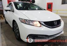 Honda Civic 2015 EX - BAS PRIX! - TOIT OUVRANT - CAMÉRA - GARANTIE