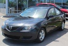 Mazda Mazda3 2006 GS*AC*MAGS*PHARES AUTO*BAS KILO