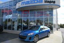 Mazda 3 2013 GX, AUTOMATIQUE, AIR CLIMATISÉ
