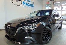 Mazda Mazda3 2014 GS-SKY ENSEMBLE NOIR 71 000KM CAMERA DE RECUL