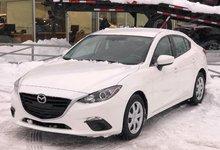Mazda Mazda3 2016 ECRAN*CAMERA RECUL*BLUETOOTH*AC*CRUISE*