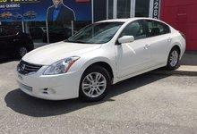Nissan Altima 2011 2.5S / JAMAIS ACCIDENTE / CLIENT MAISON