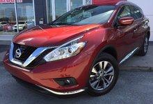 Nissan Murano 2015 SL + GPS + CAMÉRA 360 + BOSE + MEMORY SEAT!!
