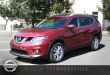 Nissan Rogue 2015 SV AWD - CERTIFIÉ - TOIT PANO - GARANTIE!!