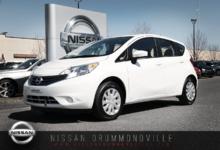 Nissan Versa Note 2015 SV - VÉHICULE NEUF - PRIX LIQUIDATION!!