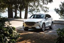 Three Mazda vehicles honored by AJAC