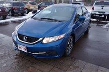 Photo Honda Civic Sedan Only 23k! Heated Seats! Sunroof! Bluetooth! 2015