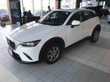 Photo 2016 Mazda CX-3 GX Only 26k! AWD! 6-Speed Automatic! All Wheel Drive! Unlimited KM Warranty!