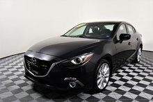 Photo Mazda Mazda3 GT-SKY. Leather. Heated seats. 2014 cuire