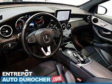 2016 Mercedes-Benz GLC GLC 300 AWD NAVIGATION - Toit Ouvrant - A/C - Cuir
