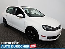 2013 Volkswagen Golf TDI TOIT OUVRANT - Automatique - A/C