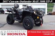 2017 Can-Am Outlander 1000 MAX XT-P PS