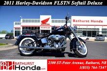 2011 Harley-Davidson FLSTN Softail Deluxe 1584cc