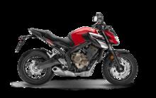 2018 Honda Motorcycle CB650F