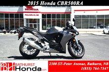 Honda CBR500 RA 2015