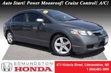 2009 Honda Civic Sedan LX-Sport